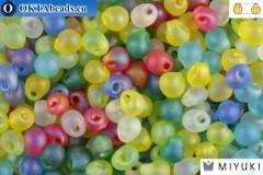 MIYUKI Drop Beads Mix Matte Rainbow (MIX42)