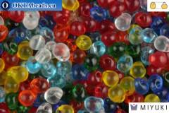 MIYUKI Drop Beads Mix Rainbow (MIX16)