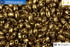 MIYUKI Long Drop Beads Bronze Metallic (457)