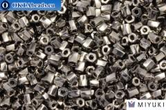 MIYUKI Крученая рубка Nickel Plated (190) 10/0, 10gr