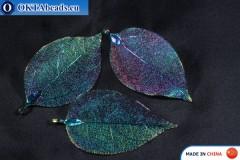 Galvanized leaf extra quality 35x32cm, 1pc