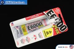 Lepidlo E6000 Plus transparentní bez zápachu 54,1ml E6000