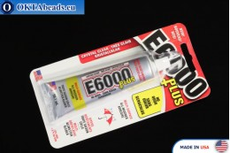 Glue E6000 Plus crystal clear no odor 54,1ml E6000