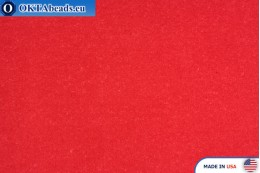 UltraSuede Scoundrel Red (1375) 21,5x21,5mm US-007