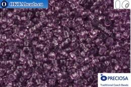 Прециоза чешский бисер 1 сорт фиолетовый (20010) 9/0, 50гр R09PR20010