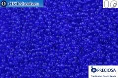 Прециоза чешский бисер 1 сорт кобальт (30050) 9/0, 50гр R09PR30050