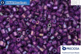 Preciosa czech 2cut 1 quality lilac AB color line (24012) 10/0, 50g C10PR24012