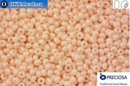 Preciosa czech seed beads 1 quality beige solgel (16218) 10/0, 50g R10PR16218