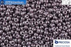 Прециоза чешский бисер 1 сорт фиолетовый глянцевый (28040) 10/0, 50гр