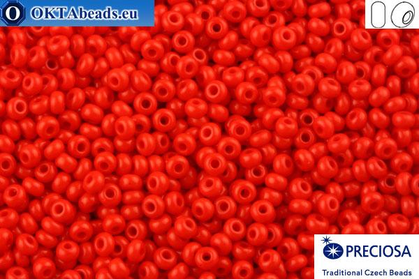 Preciosa czech seed beads 1 quality red (93170) 10/0, 50g R10PR93170