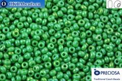Preciosa český rokajl 1 jakost zelený AB (54250) 10/0, 50g