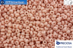 Preciosa czech seed beads 1 quality pink (73030) 13/0, 50g