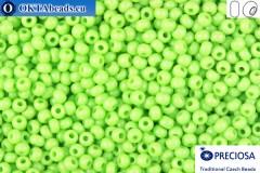 Preciosa český rokajl 1 jakost světle zelený (53310) 13/0, 50g