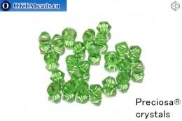 Прециоза Хрустальные Биконусы - Peridot 3мм, 24шт 3PRcrys23