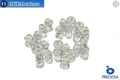 Preciosa Crystal Bicone - Crystal 4mm, 24pc