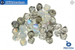 Preciosa Crystal Bicone - Apparition 4mm, 24pc 4PRcrys62
