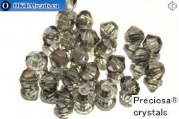 Прециоза Хрустальные Биконусы - Crystal Valentinite 3мм, 24шт 3PRcrys35