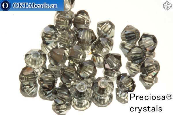 Прециоза Хрустальные Биконусы - Crystal Valentinite 3мм, 24шт