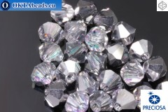 Preciosa Crystal Bicone Crystal Vitrail Light 4mm, 24pc 4PRcrys91