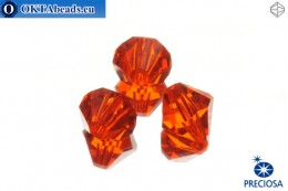 Preciosa Crystal Bicone - Hyacint 10mm, 3pc 10PRcrys5