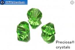 Preciosa Crystal Bicone - Peridot 10mm, 3pc 10PRcrys9