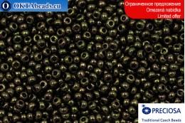 Preciosa czech seed beads bronze 10/0, ~50g