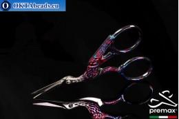 Bižuterní Nůžky Premax Opale 9cm premax-011