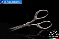 Bižuterní Nůžky Premax Matný 9cm