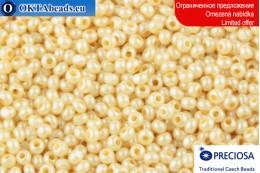 Прециоза Шарлотта бежевый жемчужный (46112) 13/0, ~10,3гр XR0016