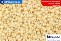 Preciosa Charlotte beige pearl (46112) 13/0, ~10,3g