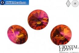 1122 SWAROVSKI Rivoli Chaton - Crystal Astral Pink 12mm, 1шт sw393