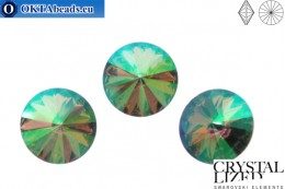 1122 SWAROVSKI Rivoli Chaton - Crystal Paradise Shine 12mm, 1pc sw356