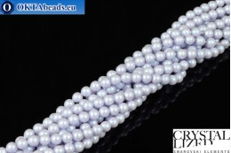Swarovski crystal pearls Crystal Dreamy Blue Pearl 4mm, 1pc SWpearl-018