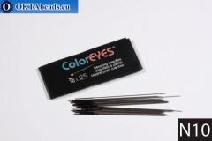 Coloreyes иглы для бисероплетения N10, 25шт