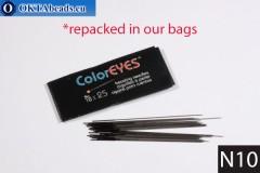 Coloreyes иглы для бисероплетения N10, 5шт