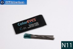 Coloreyes иглы для бисероплетения N11, 25шт