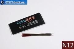 Coloreyes иглы для бисероплетения N12, 25шт