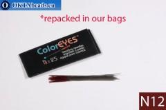 Coloreyes иглы для бисероплетения N12, 5шт