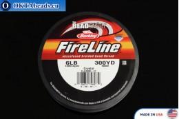FireLine Crystal белый 6LB 0,15мм, 274м fireline002