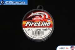 FireLine Crystal белый 6LB 0,15мм, 45м