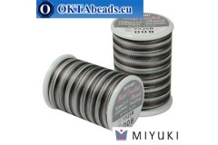 Miyuki нитки для вязания крючком - Apparition (008) ~25м MBC8-008