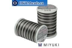 Miyuki bead crochet thread - Apparition (008) ~25m MBC8-008