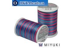 Miyuki нитки для вязания крючком - Gemtones (004) ~25м MBC8-004