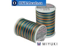Miyuki нитки для вязания крючком - Prarie (003) ~25м MBC8-003