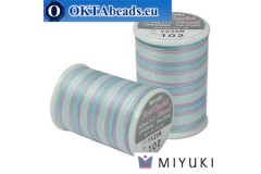 Miyuki bead crochet thread - Serenity (102) ~25m MBC8-102