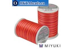 Miyuki bead crochet thread - Tango (002) ~25m MBC8-002