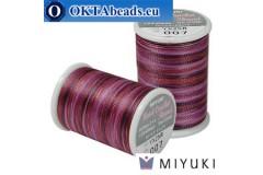 Miyuki нитки для вязания крючком - Vineyard (007) ~25м MBC8-007