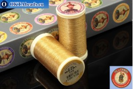 Threads Fil A Coudre Au Chinois Gilt (113) 0,35mm, 100m ch_MET_113