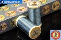 Threads Fil A Coudre Au Chinois Grey (190) 0,35mm, 100m ch_MET_190
