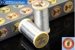 Nití Fil A Coudre Au Chinois Silver (122) 0,35mm, 100m